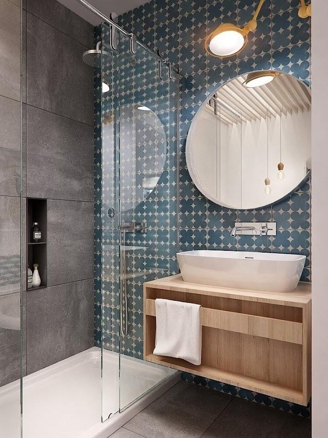 Ideas para aprovechar los metros en baños pequeños