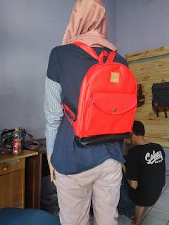 mini backpack bandung