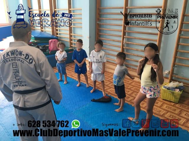taekwondo arucas