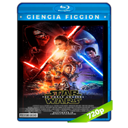 Star Wars: Episodio VII – El despertar de la Fuerza (2015) BRRip 720p Audio Ingles 5.1 Subtitulada