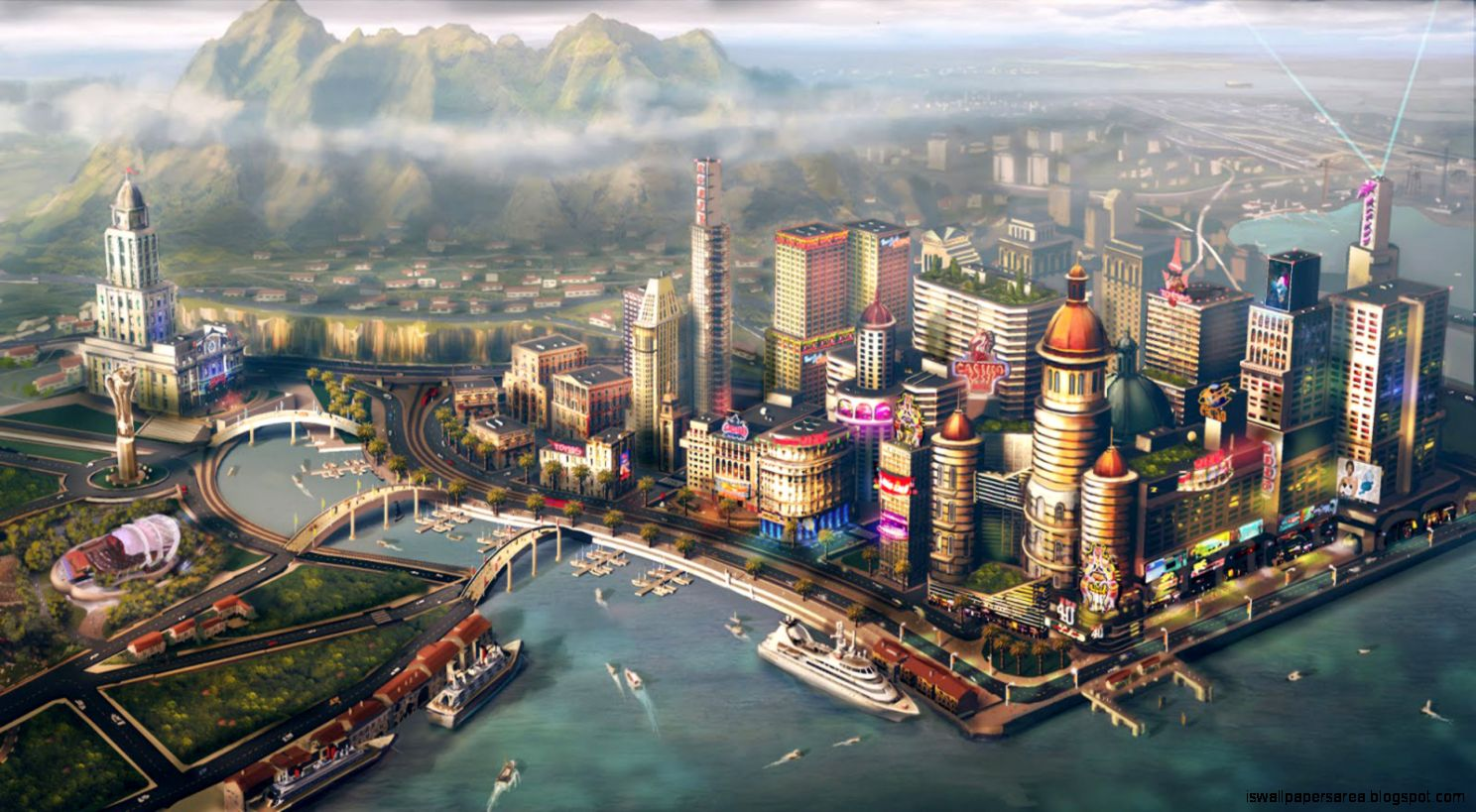 SimCity free download without human verification