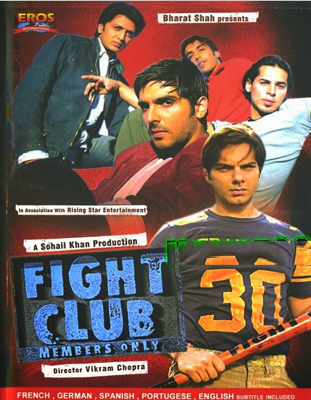 Fight Club Members Only 2006 DVDRip 700mb