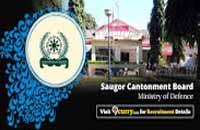 Saugor Cantonment Board Recruitment 2018 For 73 Safaiwala Post Vacancy