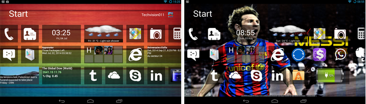Home 8+ like Windows8 Launcher v3.8.1 APK