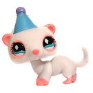Littlest Pet Shop 3-pack Scenery Ferret (#520) Pet