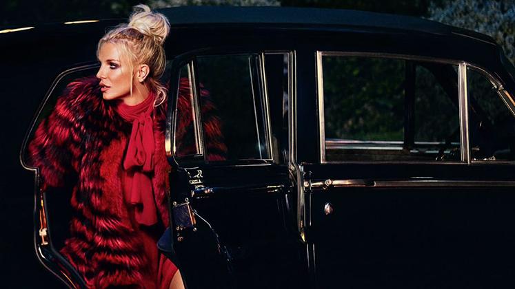 """O clipe de """"Slumber Party"""" foi anunciado pela própria Britney para a próxima sexta-feira, 18."""