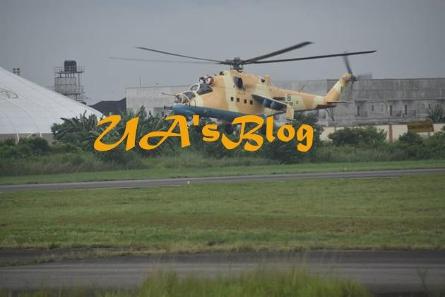 BREAKING: Five pilots, troops die in military aircraft crash