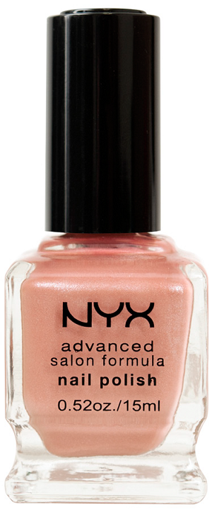 New Nyx Advanced Salon Formula Nail Polish shades ...