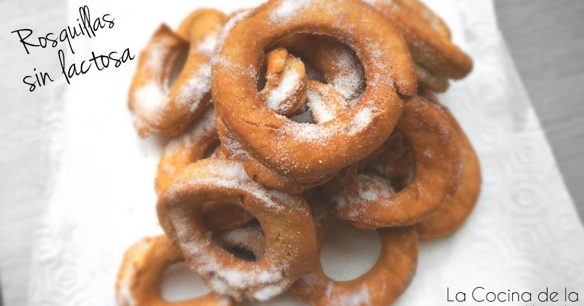Rosquillas sin lactosa receta casera la cocina de la for Cocina casera de la abuela