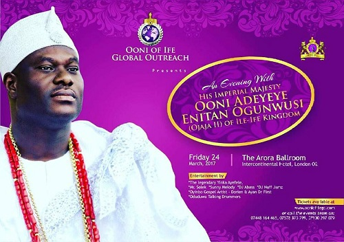 Osobemekunl-led Group Hosts Ooni To A Special Royal Dinner In United Kingdon