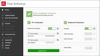free Antivirus Terbaik untuk windows