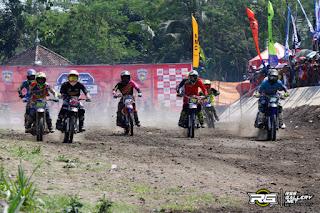 Result MMC Open Grasstrack & Motocross 2017 Klaten