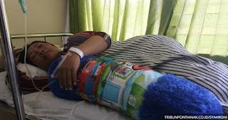 Dipukul Muridnya Pakai Kursi Hingga Terluka, Ucapan Bu Guru Nuzul ini Menggetarkan Jiwa