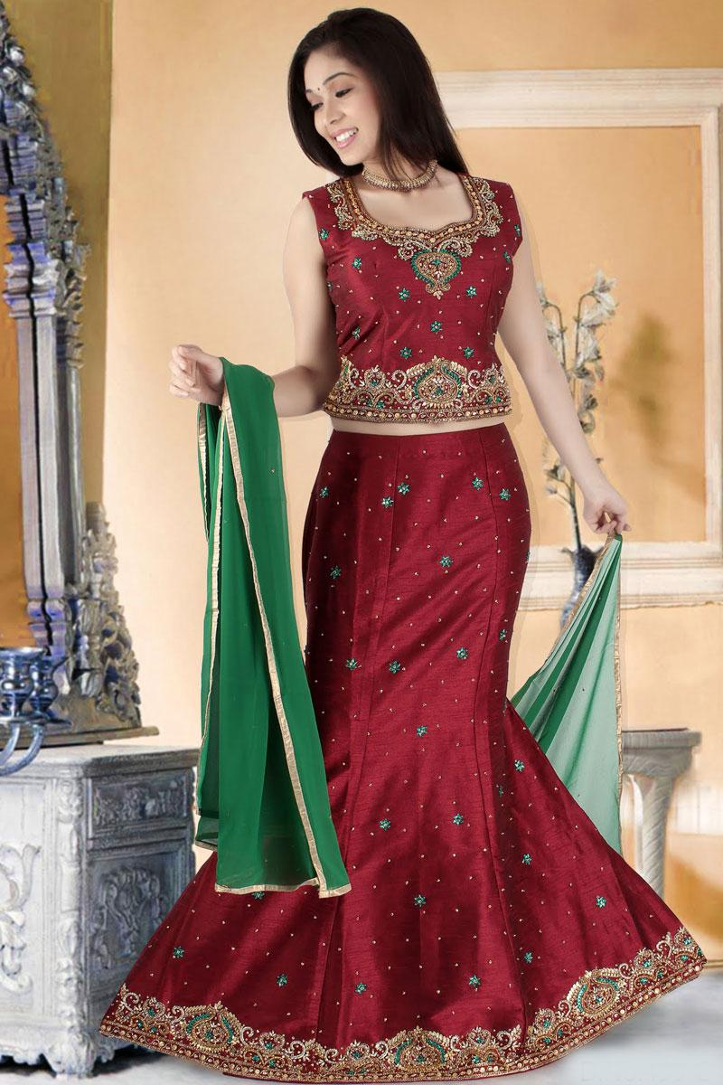 lehenga choli dress dresses brands bridal latest bride stylish dressing ladies pick friends tips ghagra