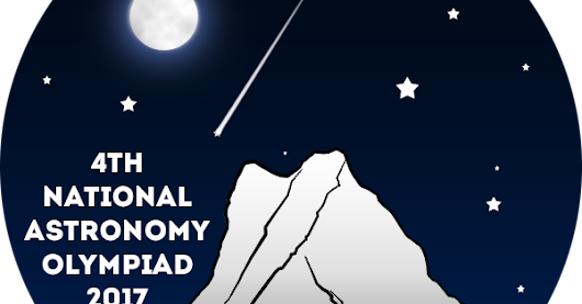 "Registration Open for ""4th National Astronomy Olympiad 2017""!"