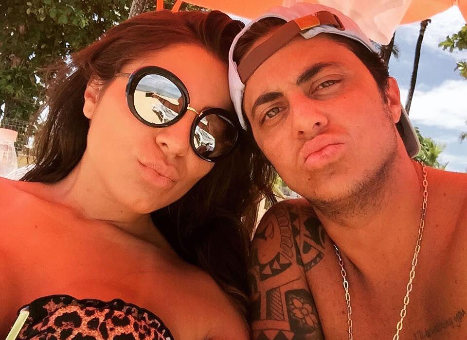 Um mês após separação, Thammy e modelo reatam namoro: 'Amor supera tudo'