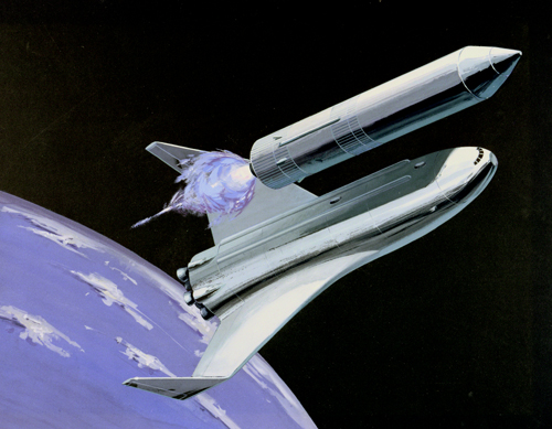 Spaceflight History: Series Development: A 1969 Plan to ...