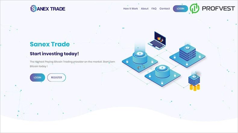 Sanex Trade обзор и отзывы HYIP-проекта