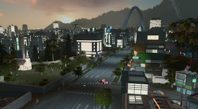 Cities Skylines After Dark (PC) 2015