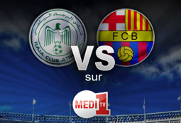 Raja vs Barca En Direct RCA contre Barcelona Live