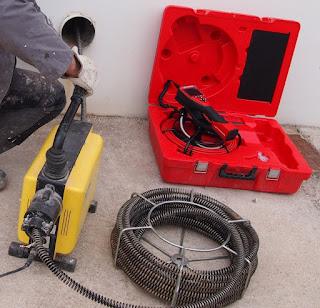 Inspección de redes de agua