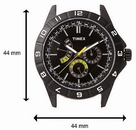 Great Deal: Timex Technology Analog Watch – For Men worth Rs.6795 for Rs.3055 Only (Lowest Price Deal)