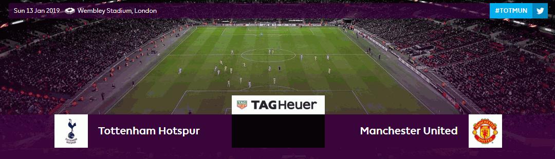 Prediksi Pertandingan Tottenham Hotspur vs Manchester United (Minggu, 13 Januari 2019)