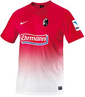 bdd97df20a Nike apresenta novos uniformes do Freiburg - Show de Camisas