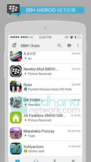Image Result For Bbm Mod Tema Style