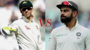 India vs Australia 1st test 2018 Adelaide, live cricket score
