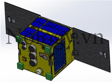 """Năm 2018 vệ tinh """"made in Việt Nam"""" sẽ vào vũ trụ"""