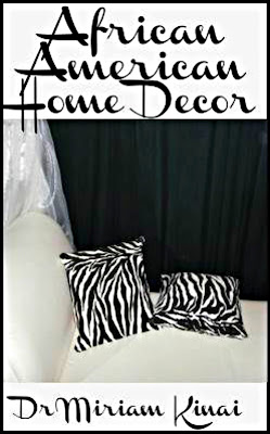 African American home decor book