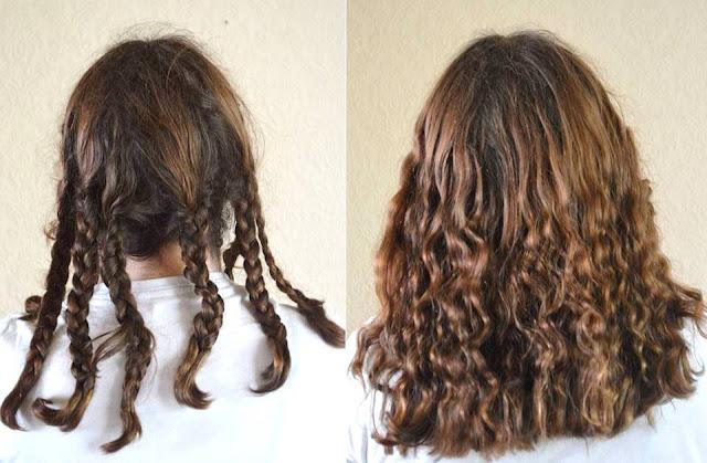 Pre-Raphaelite hair tutorial, how-to