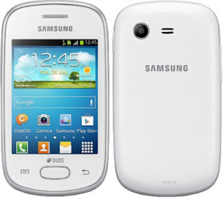 Firmware Samsung Galaxy Star Duos S5282