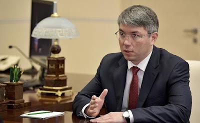 Alexei Tsydenov in Kremlin.
