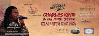 Champeta en Armando Records 3 de Septiembre