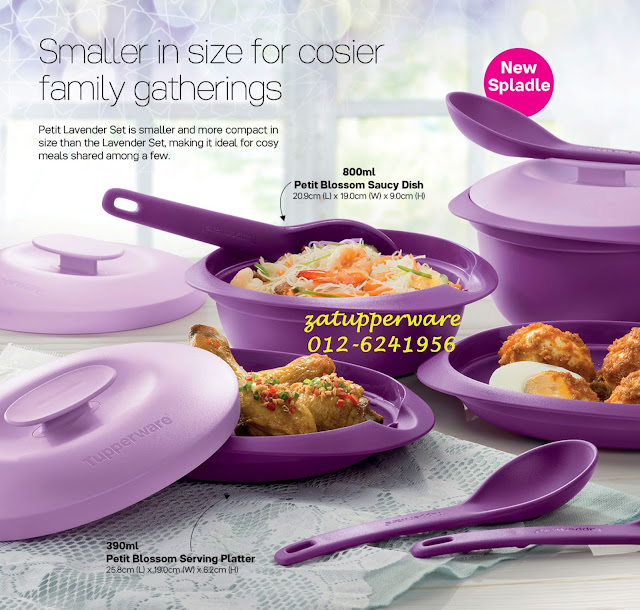 Tupperware Mini Catalogue 5th September - 30 September 2016
