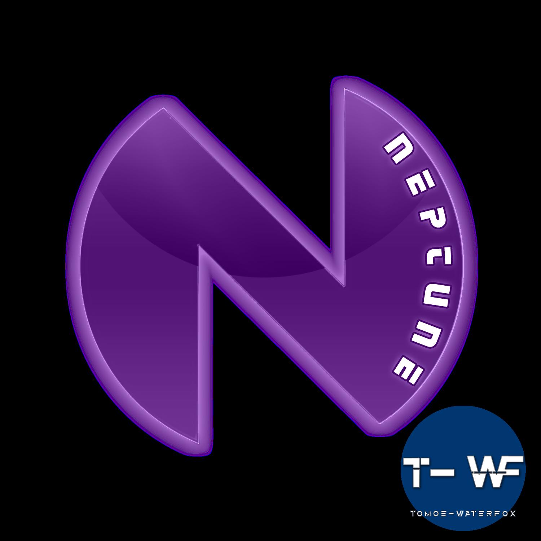 Planeptune Neptune logo render by T-WF