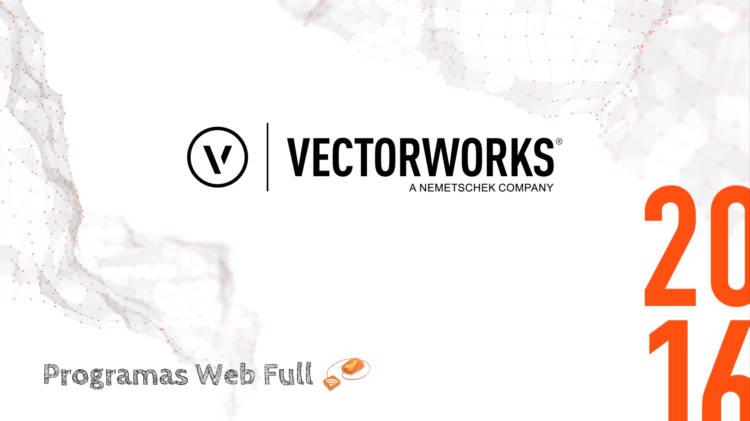 VectorWorks 2016 Mac