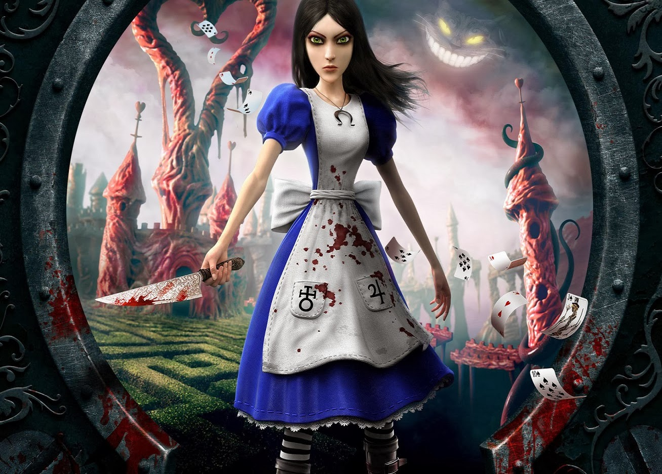 Free Download PC Games Full Version: Alice Madness Returns ...