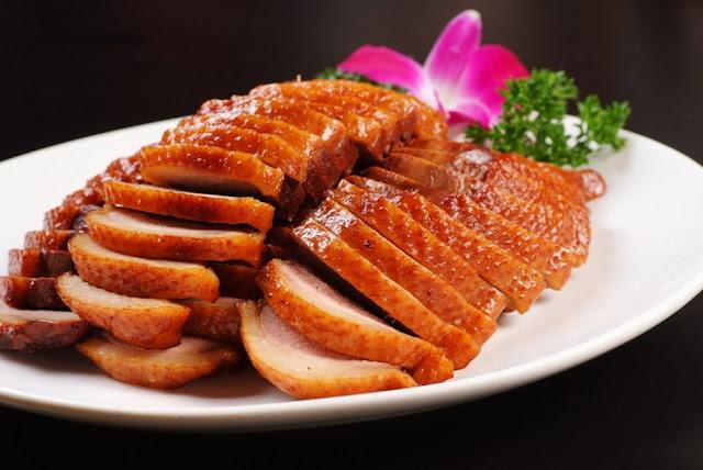 Thịt vịt kỵ và hợp với những thực phẩm gì?