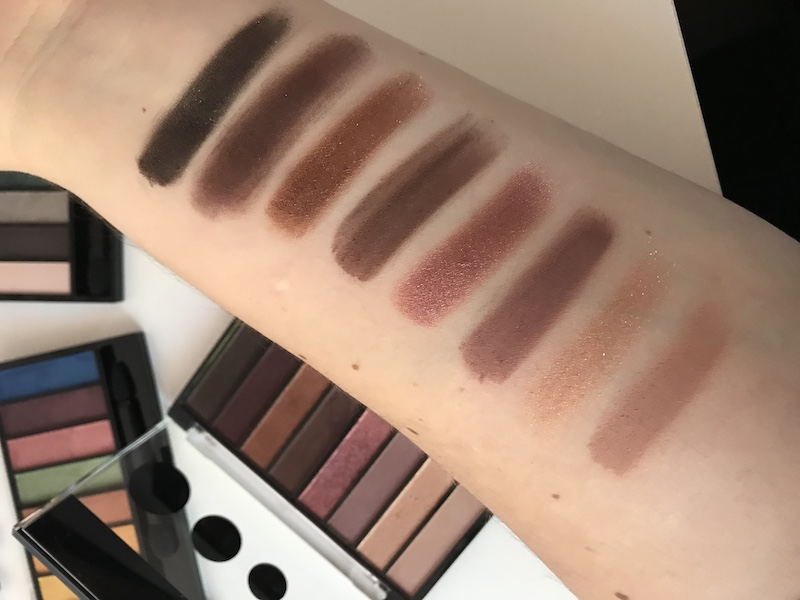 Covergirl posh swatches full spectrum