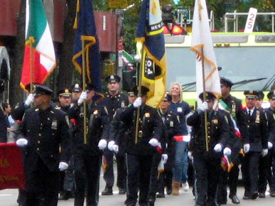 Columbus Day Parade New York City