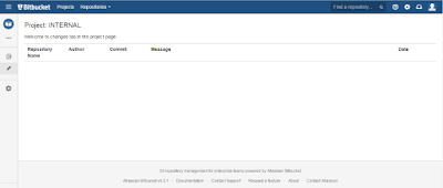 Project Recent Commits for Bitbucket