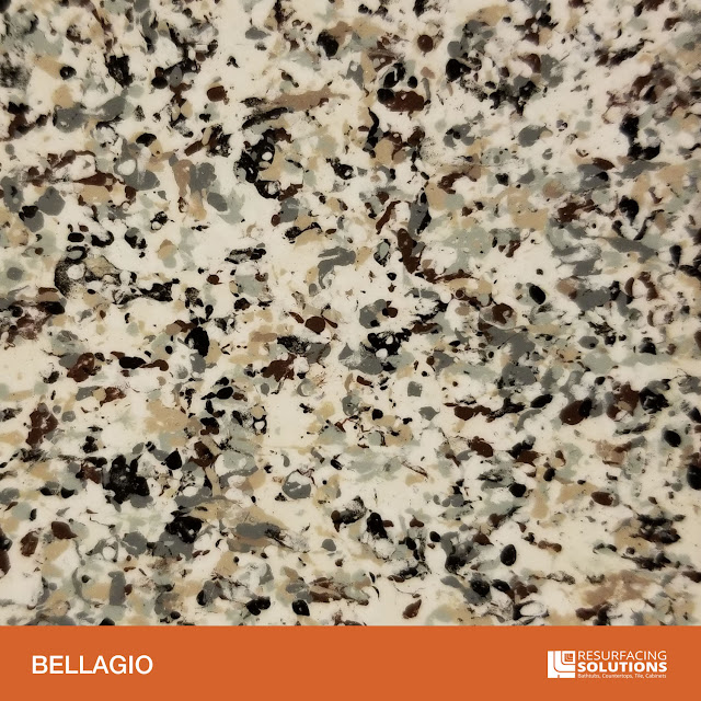 Resurfacing Solutions Knoxville Faux Granite Countertop Color Sample 14