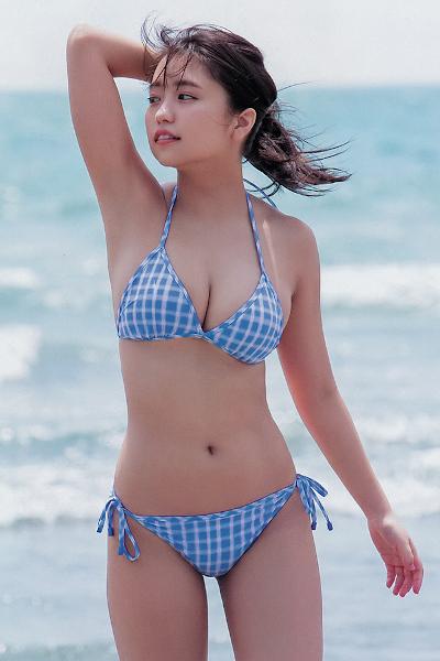 Yuno Ohara 大原優乃, Young Champion 2019 No.19 (ヤングチャンピオン 2019年19号)