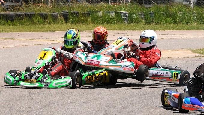 El Karting  del Atlántico brindó un gran espectáculo en Mar del Plata