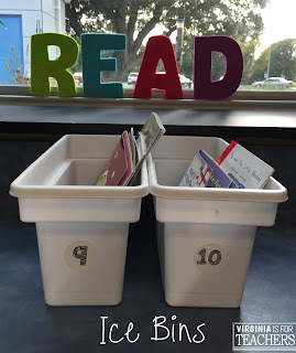Keep your kids reading without huge disruption to the classroom routine with student book bins. This post includes many options you and your students can use without breaking the bank. Check out this post to learn more.