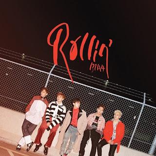 B1A4 - Rollin' Albümü