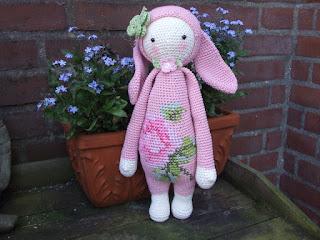 Lauras Frutselblog Lalylala Bunny